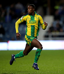 West Bromwich Albion's Rekeem Harper in action during the Sky Bet Championship match at Loftus Road, London.