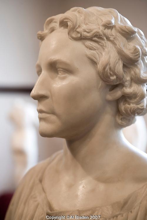 Elizabet Ney Sculpture at Elizabet Ney Museum, Austin, Texas