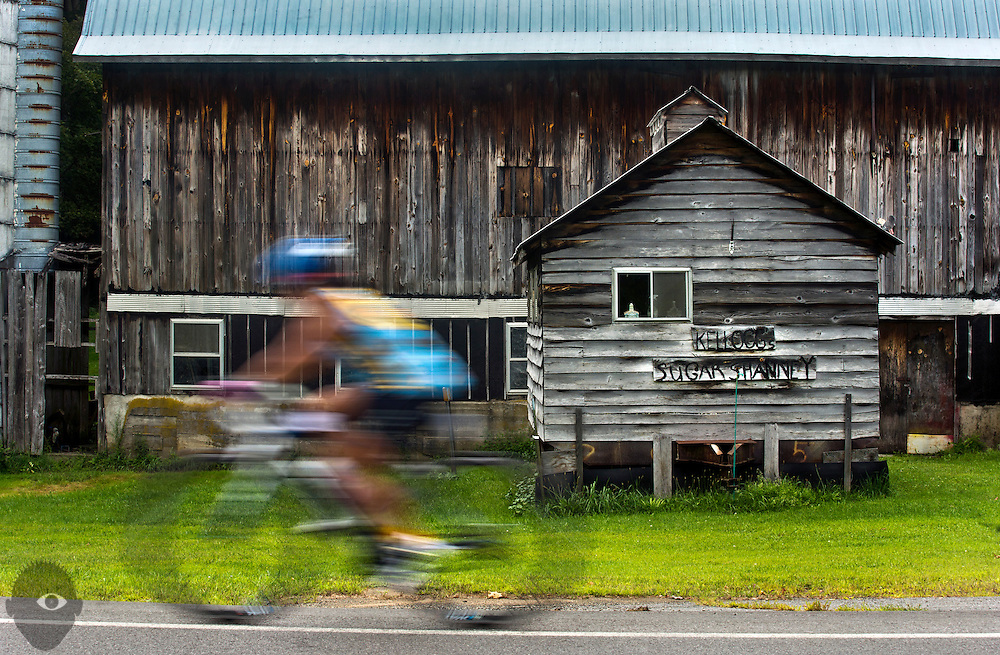 Day 3 riding from Boonville to Camden on Tuesday, August 25, 2015.