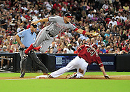MLB: Washington Nationals at Arizona Diamondbacks//20120812