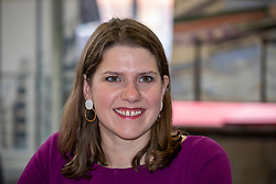 © Licensed to London News Pictures. 28/11/2019. London, UK. Jo Swinson, Leader of the Liberal Democrats, takes part in a roundtable on homelessness at Crisis' Skylight Centre with practitioners from Crisis and partner organisations, and individuals with lived experience of homelessness. Jo talked about the Liberal Democrats' plan to address the homelessness crisis.<br /> Photo credit: Alex Lentati/LNP