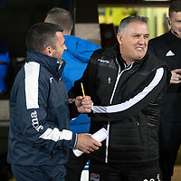 St Johnstone v Ross County…24.10.17…  McDiarmid Park…  SPFL<br />