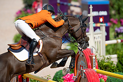 Smolders Harrie, NED, Don VHP Z<br /> World Equestrian Games - Tryon 2018<br /> © Hippo Foto - Dirk Caremans<br /> 19/09/2018