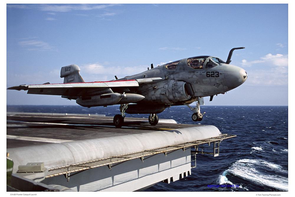 EA-6B on Waistcat