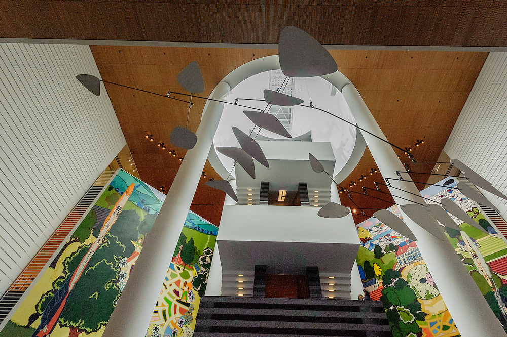 San Francisco Museum of Modern Art (SFMOMA), modern art museum in San Francisco, California, designed by Mario Botta