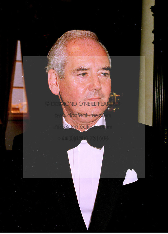 Crown Jeweller DAVID THOMAS, at a party in London on 1st September 1998.<br /> MJN 9