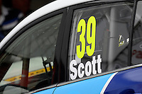 #39 Warren Scott GBR Subaru Team BMR Subaru Levorg GT  during the BTCC Oulton Park 4th-5th June 2016 at Oulton Park, Little Budworth, Cheshire, United Kingdom. June 04 2016. World Copyright Peter Taylor/PSP.