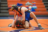 MCHS Wrestling at Orange