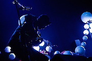 The fantastic Portugal. The Man made a mighty return to Saint Louis at The Pageant on April 29th, 2012. Fellow indie rockers The Lonely Forest and locals Union Tree Review opened the show.