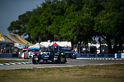 March 16, 2013: 61st Mobil 1 12 Hours of Sebring. 551 Scott Tucker, Marino Franchitti, Ryan Briscoe, Level 5 Motorsports