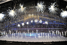 2014 Sochi Winter Paralympic Games, Russia.