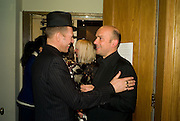 PAUL SIMONON AND MARC QUINN, Paul Simonon  *** Local Caption *** -DO NOT ARCHIVE-© Copyright Photograph by Dafydd Jones. 248 Clapham Rd. London SW9 0PZ. Tel 0207 820 0771. www.dafjones.com.