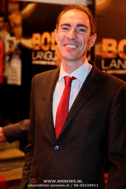 NLD/Amsterdam/20111004 - Premiere Body Language, Johan Nijenhuis