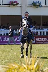 Skelton Nick (GBR) - Carlo<br /> Grand Prix Longines de la ville de La Baule 2012<br /> © Dirk Caremans