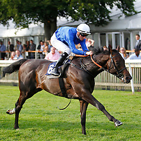 Pinzolo and Martin Lane winning the 6.30 race