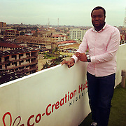 'Bosun Tijani, co-founder of the Co-Creation Hub, Lagos&lt;br/&gt;<br />