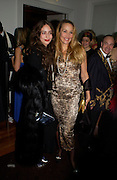 Elizabeth Jagger  and Jerry Hall.  Andy & Patti Wong's Chinese New Year party to celebrate the year of the Rooster held at the Great Eastern Hotel, Liverpool Street, London.29th January 2005. The theme was a night of hedonism in 1920's Shanghai. . ONE TIME USE ONLY - DO NOT ARCHIVE  © Copyright Photograph by Dafydd Jones 66 Stockwell Park Rd. London SW9 0DA Tel 020 7733 0108 www.dafjones.com