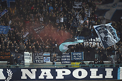 November 2, 2018 - Naples, Naples, Italy - SSC Napoli Supporters during the Serie A TIM match between SSC Napoli and Empoli FC at Stadio San Paolo Naples Italy on 2 November 2018. (Credit Image: © Franco Romano/NurPhoto via ZUMA Press)