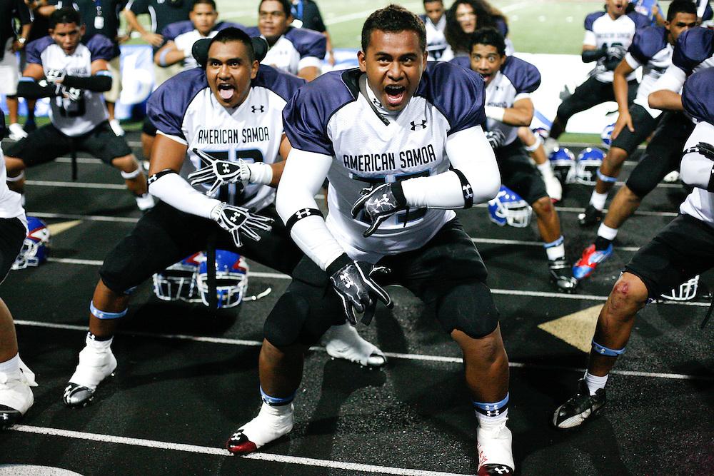 u19 world championships..USA v Samoa
