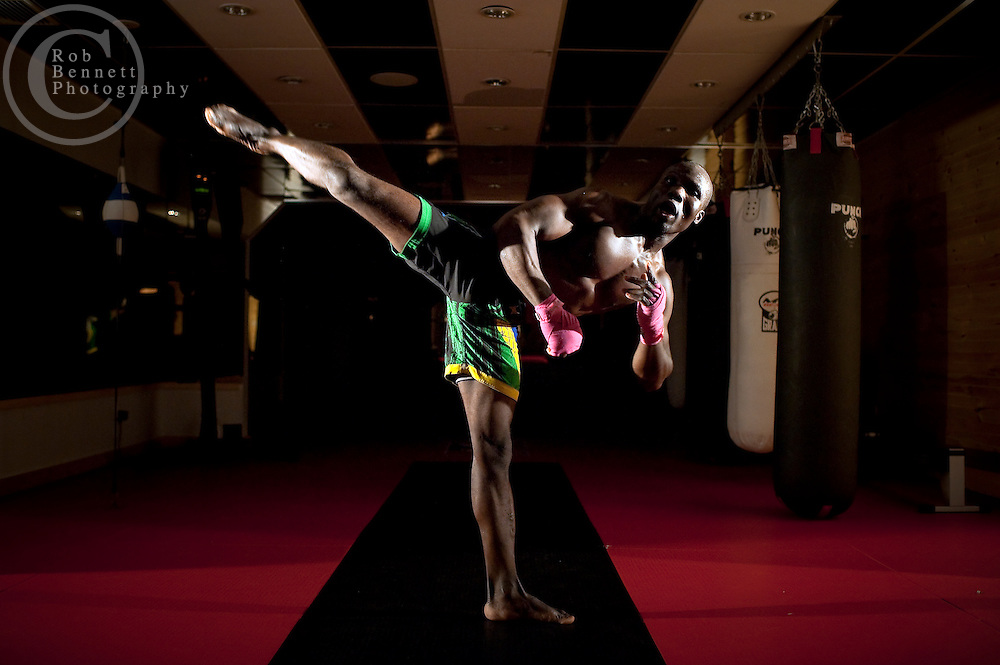 Punch trainer portraits - Kindo..