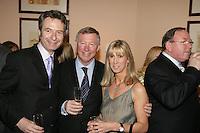 FE Dinner 2005 in honour of Sir Alex Ferguson, The Grosvenor Hotel, London.29th March, 2005.