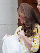 KATE,  Prince William & Daughter