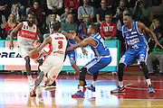 Eric Maynor<br /> Red October Pallacanestro Cantu' - Pasta Reggia Juve Caserta<br /> Lega Basket Serie A 2016/2017<br /> Varese 03/12/2016<br /> Foto Ciamillo-Castoria -