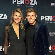 NLD/Amsterdam/20191118 - Filmpremiere Penoza: The Final Chapter, Kim Kotter en Jaap Reesema