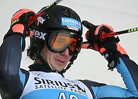 Ski Alpin; Saison 2006/2007  Riesenslalom Herren Felix Neureuther (GER) am Start