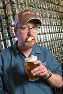 Brewer Chas Kennedy,Worthy Brewing Company, Bend, OR 97701