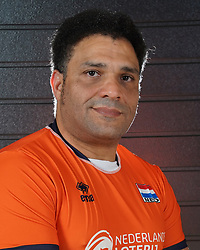 07-10-2017 NED: Portret zitvolleybalteam Oranje mannen 2017-2018, Doorn<br /> Nederland bereidt zich voor op het komende EK zitvolleybal / Said Mezlay
