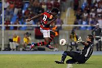 20120308: RIO DE JANEIRO, BRASIL - Copa Libertadores da America 2011/2012: Flamengo vs Emelec.<br /> In photo: Negueba and Dreer.<br /> PHOTO: CITYFILES