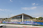 Oklahoma, USA, Chesapeake Boathouse used by the international crews competing in the in the USA World Rowing Challenge, held on The Oklahoma River, Oklahoma City, Fri. 12.10.2007 [Mandatory Credit. Peter Spurrier/Intersport Images]..... , Rowing Course: Oklahoma River, Oklahoma City, Oklahoma, USA
