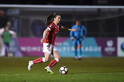 Chloe Arthur of Bristol City Women - Mandatory by-line: Paul Knight/JMP - 02/12/2017 - FOOTBALL - Stoke Gifford Stadium - Bristol, England - Bristol City Women v Brighton and Hove Albion Ladies - Continental Cup Group 2 South