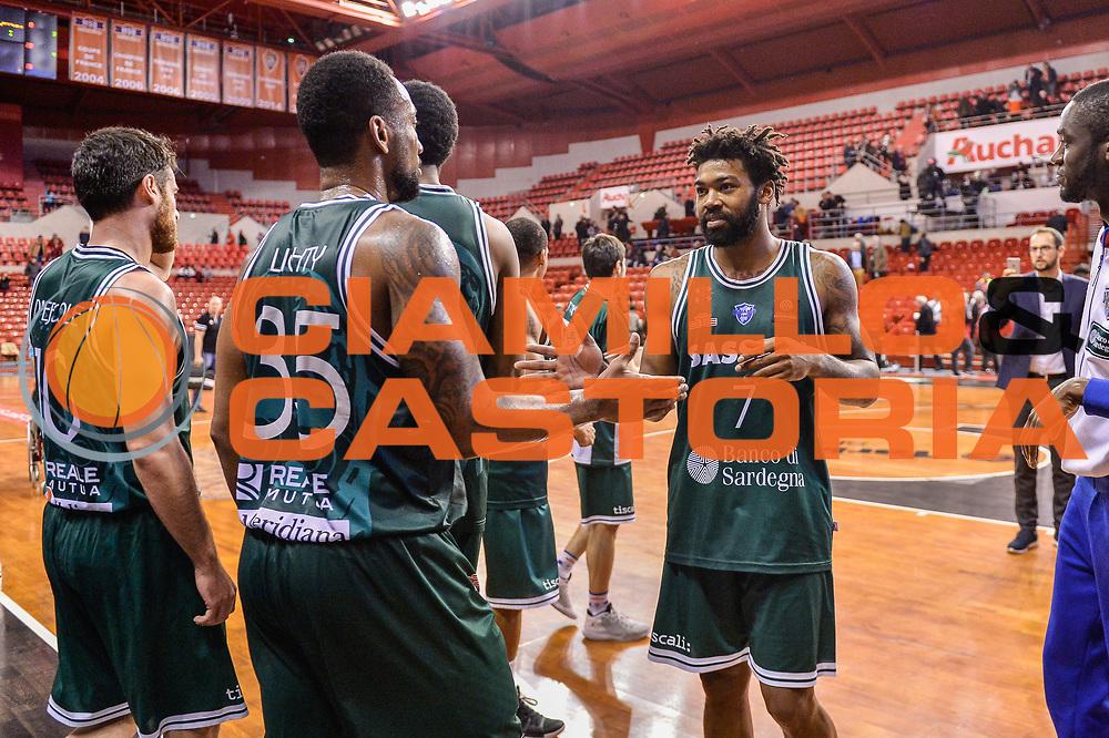 David Lighty, Travor Lacey<br /> Le Mans Sarthe Basket - Banco di Sardegna Dinamo Sassari<br /> FIBA Basketball Champions League 2016/2017<br /> Ottavo di finale<br /> Le Mans 07/03/2017