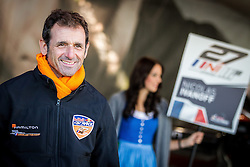 25.10.2014, Red Bull Ring, Spielberg, AUT, Red Bull Air Race, im Bild Nicolas Ivanoff, (FRA) während das Hangar Walks // during the Red Bull Air Race Championships 2014 at the Red Bull Ring in Spielberg, Austria, 2014/10/25, EXPA Pictures © 2014, PhotoCredit: EXPA/ M.Kuhnke