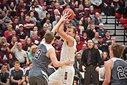 NCAA MBKB: Benedictine University (Illinois) vs. Alma College (03-12-16)