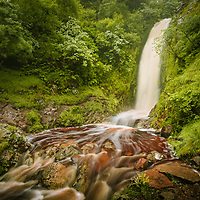 Glenevin Waterfall, Clonmany, Ireland