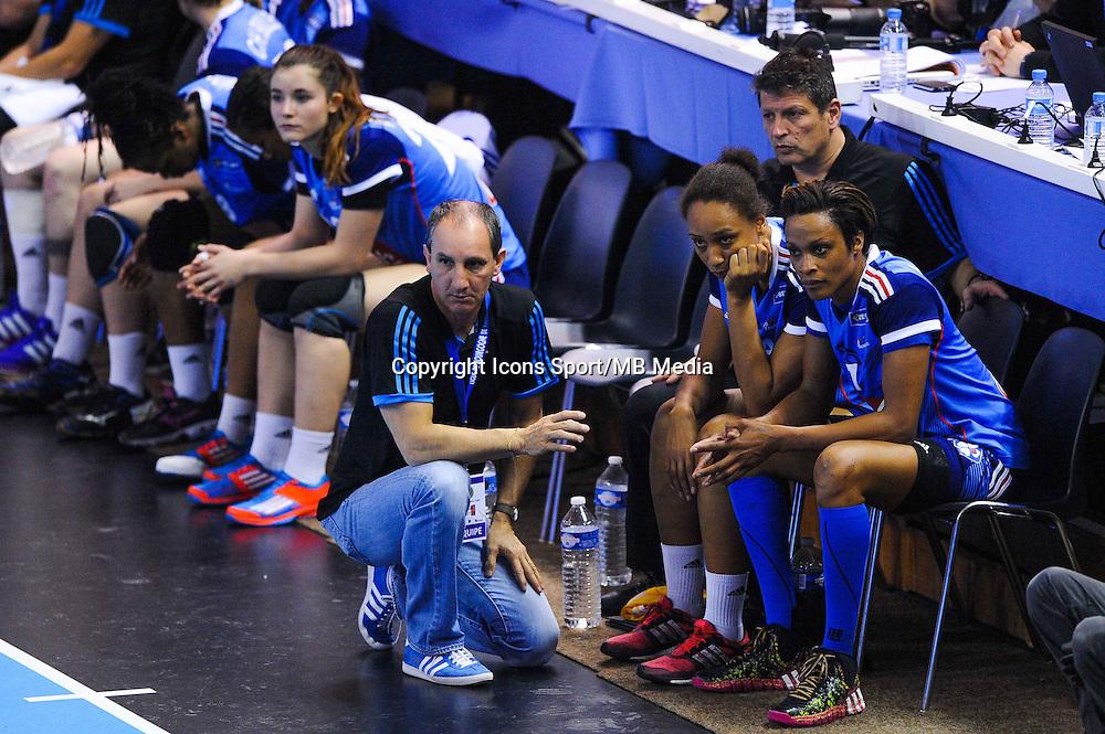 Alain PORTES  - 19.03.2015 - France / Danemark - Golden League<br />Photo : Jean Paul Thomas / Icon Sport