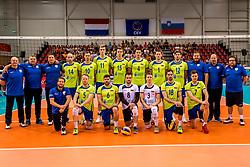20-05-2018 NED: Netherlands - Slovenia, Doetinchem<br /> First match Golden European League / Team Slovenia