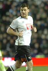 Chris Martin Derby County,  Derby County v Brighton &Hove Albion, IPro Stadium, Sky Bet Championship,  Saturday 12th December 2015