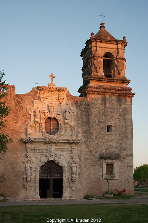 Mission San Jose, San Antonio, TX