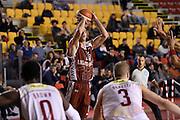 Gabriele Ganeto<br /> Unicusano Roma - Lighthouse Trapani<br /> Campionato Basket LNP 2016/2017<br /> Roma 08/12/2016<br /> Foto Ciamillo-Castoria