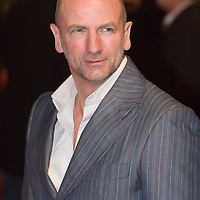LONDON - FEBRUARY 12: GRAHAM MCTAVISH at the UK gala premiere of 'Rambo' at the Vue cinema, Leicester Square on February 12, 2008 in London, England.