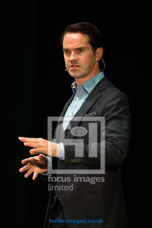 Jimmy Carr performs live at O2 Brixton Academy as part of his Funny Business Tour, Brixton<br /> Picture by Ryan Dinham/Focus Images Ltd +44 7900 436859<br /> 06/06/2015
