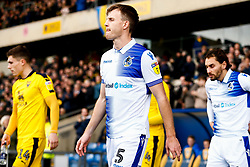 Tony Craig of Bristol Rovers prior to kick off - Mandatory by-line: Ryan Hiscott/JMP - 29/12/2018 - FOOTBALL - Kassam Stadium - Oxford, England - Oxford United v Bristol Rovers - Sky Bet League One