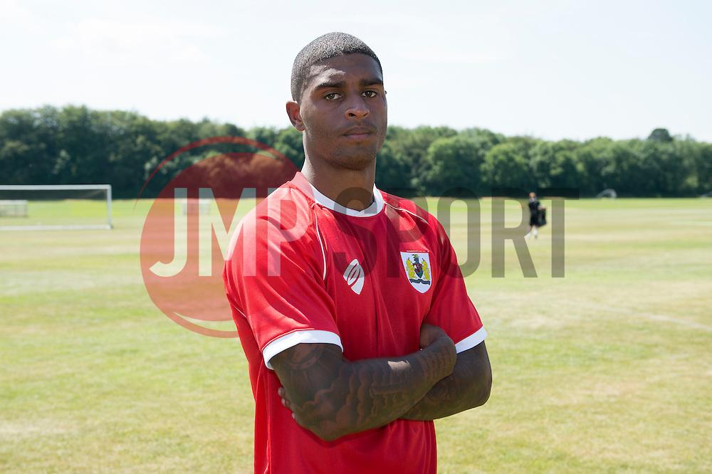 Bristol City's Mark Little - Photo mandatory by-line: Dan Rowley/JMP - Tel: Mobile: 07966 386802 02/07/2014 - SPORT - FOOTBALL - Bristol -  Bristol City Training