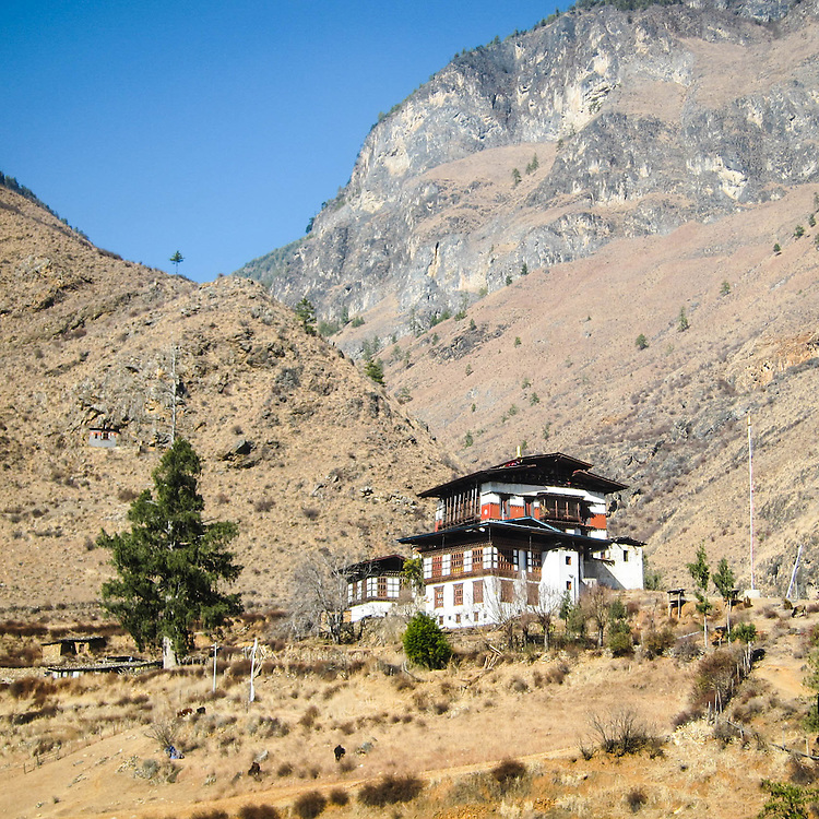 Bhutan by Tenzin Choki. <br />