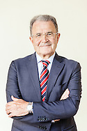 30 May 2016, Rome Italy - Romano Prodi, 76 years, Italian former politician and economist.