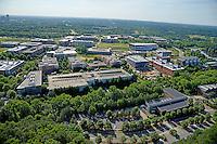 Centennial Campus aerial looking southeast.